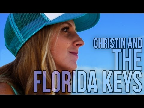 Christin in the Beautiful Florida Keys | Living the Salt Life