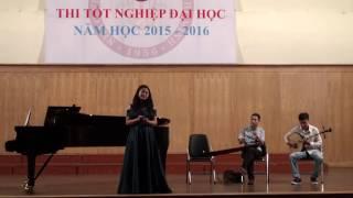Lý Con Sáo - Tốt nghiệp Đại học Thanh Nhạc - Nguyễn Thùy Dương