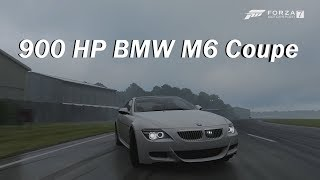Extreme Power, No Handling - 2010 BMW M6 Coupe (Forza Motorsport 7)