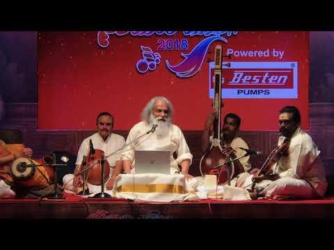 Ksheerasagara shayana by Kj Yesudas @ Kamarajar Arangam