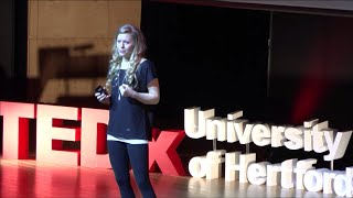 Dream big: find determination in uncertainty | Mina Leslie-Wujastyk | TEDxUniversityofHertfordshire