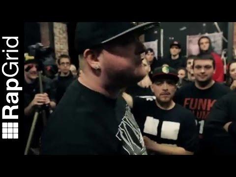 Bigg K vs 9DM   Rap Grid Exclusive Battle