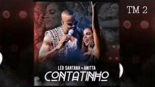 Baixar Contatinho  -  Léo Santana  Part. Anitta  ( Ao Vivo Em São Paulo) (Setembro 2019)  +  Letra