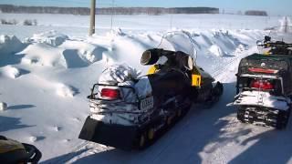 видео продажа снегоходов