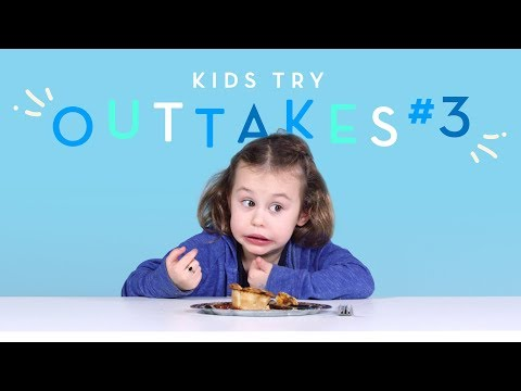 Kids Try Outtakes #3 | Kids Try | HiHo Kids