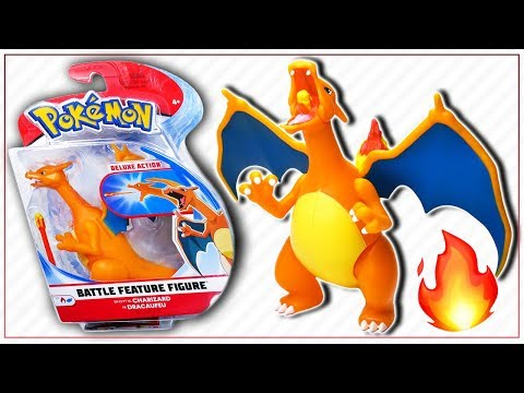 charizard-battle-feature-figure-|-unboxing-&-review-🔥