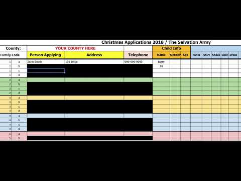 applicant data entry youtube