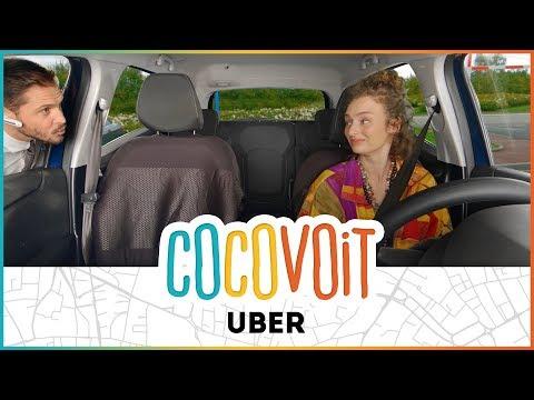 Cocovoit - Uber (avec Héloïse Vellard)