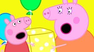 Peppa Pig en Español Episodios completos ❤️ El cumpleaños de mamá ❤️ Pepa la cerdita