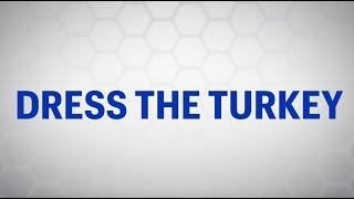 Dress The Turkey Turkey Trot Games