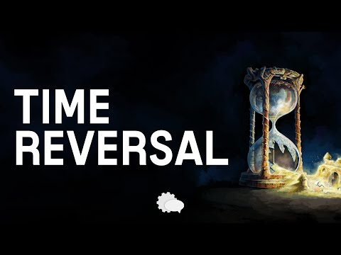 Time Reversal - Mechanically Speaking
