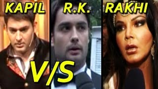 Mashup - RK of Madhubala , Kapil Sharma & Rakhi Sawant fight