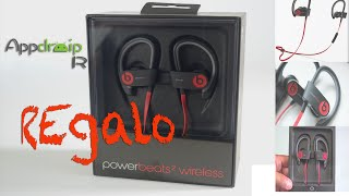 Powerbeats 2 wirelees review Español ( Ragalo para mis Suscritos) en la descripción pasos a seguir