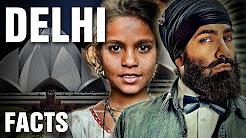 Surprising Facts About Delhi