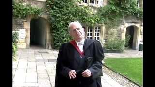 Oxford University matriculation (full)