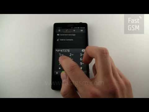 Unlock Sony Xperia T - How to Unlock Xperia T