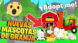 NEW FARM PETS 🐷 NEW OVA 😱 NEXT UPDATE IN ADOPT ME ROBLOX!