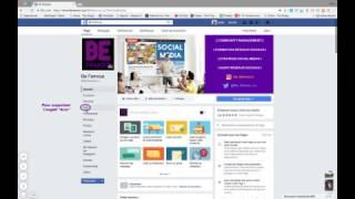 [TUTO ] Supprimer les avis sur  une page Facebook