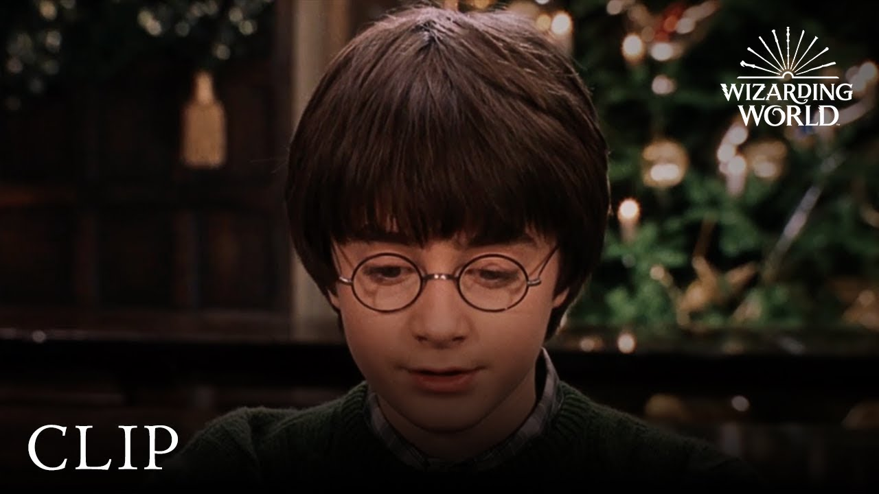 Download Christmas Preparations at Hogwarts | Harry Potter and the Philosopher's Stone