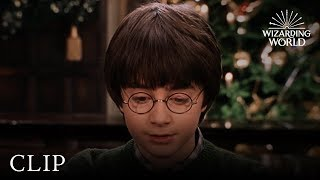 christmas preparations at hogwarts harry potter and the philosophers stone - Happy Christmas Harry