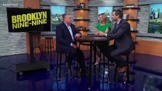Joel McKinnon Miller talks Brooklyn Nine-Nine on KARE 11 Sunrise