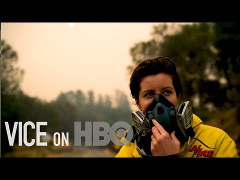 The Deadliest Wildfire In California History | VICE on HBO
