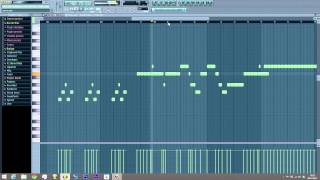[FL Studio Piano Remake] Beam (Dannic Mix) - Mako feat. Angel Taylor