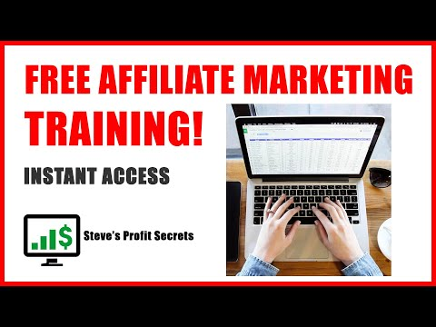 How To Make Money With Affiliate Marketing   Free Course For Beginning Affiliate Marketers thumbnail