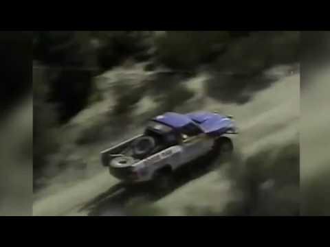 VINTAGE BAJA 1000 VIDEO: The 1990 SCORE BAJA 1000
