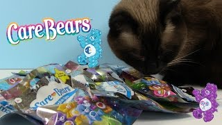 Care Bears Series 2 Glitter Edition With Grumpy & Share Bear | PSToyReviews