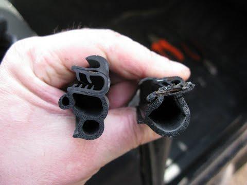 Замена уплотнителей двери от ВАЗ 21010 на ВАЗ 2115!!!Какие луче?