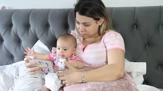 ROTINA PELA MANHÃ DEPOIS DE UM BEBÊ | Kathy Castricini