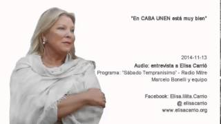 2014-11-15 Sabado Tempranisimo Mitre M.Bonelli