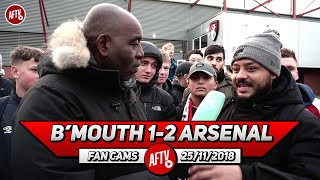 Bournemouth 1-2 Arsenal | Torreira Has Been Our Best Signing In The Last 10 Years! (Troopz)