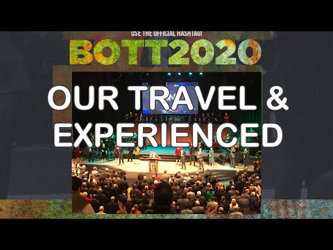 BOTT 2020 | OUR TRAVEL | MY FIRST BOTT IN USA | OUR MOMENT & EXPERIENCED | UPCI