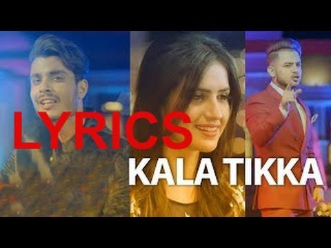 Kala Tikka LYRICS (Full Song)   Gurnazar feat...
