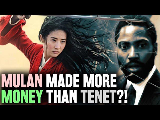 Mulan Made More Money Than Tenet?!! - Nerd Wars LIVE!