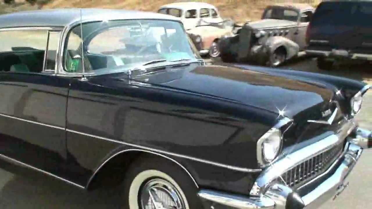 1956 Chevrolet El Morocco  YouTube