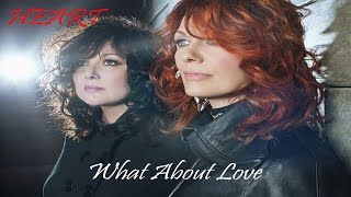 Heart - What About Love (Tradução)