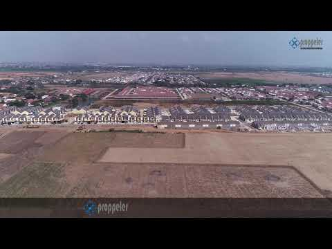 GRAND MAHKOTA Babelan Bekasi Video Full Drone