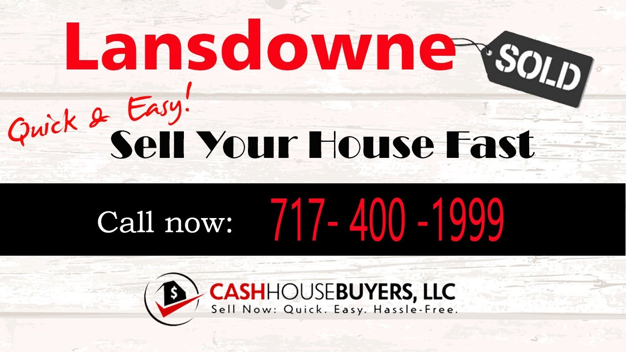 HOW IT WORKS We Buy Houses Lansdowne MD | CALL 717 400 1999 | Sell Your House Fast Lansdowne MD