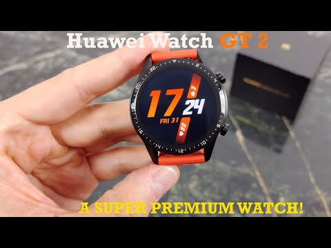Huawei Watch GT 2 Review : It's Almost The Perfect Watch