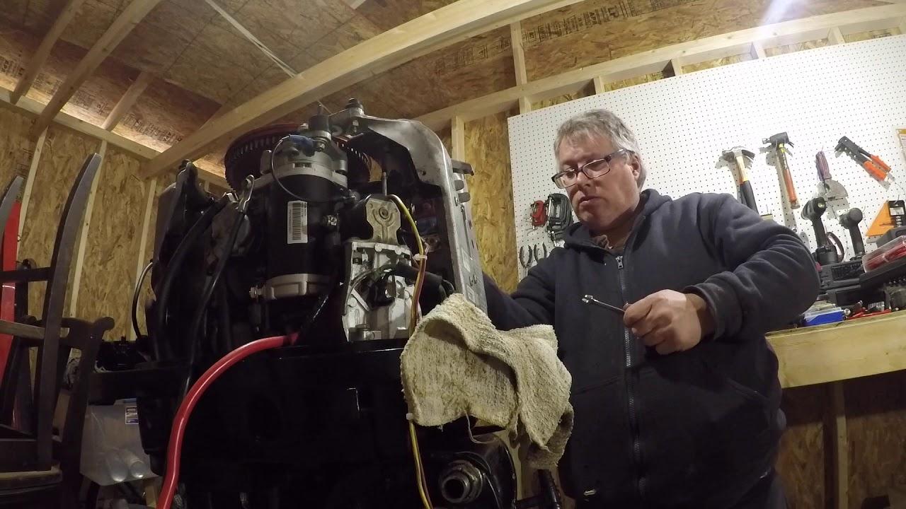 medium resolution of mercury outboard thunderbolt 500 50 hp part 51 motor wiring install