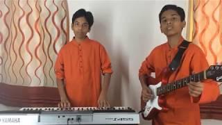 Etho Oru Paatu (Unnidathil Ennai Koduthen) - Tamil  ; Etho  Oru Raagam  (Raja) - Telugu(