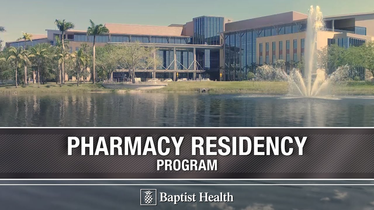Oncology Pharmacy Residency at Baptist Health