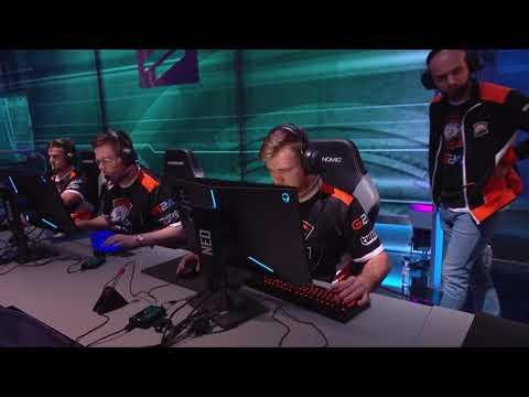 Cloud9 vs Virtus pro at ELEAGUE Major 2018