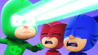 PJ Masks Full Episodes Season 3  ⭐️ Terrible Two-Some ⭐️ PJ Masks New Compilation 2019