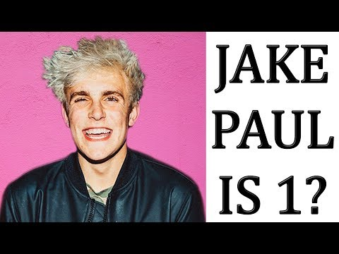 How Old Is Jake Paul Google Says Years Old