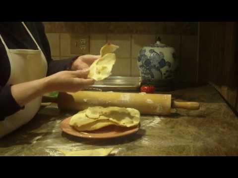 Italian Flat Bread Carta Di Musical S Italy by Diane Lovetobake