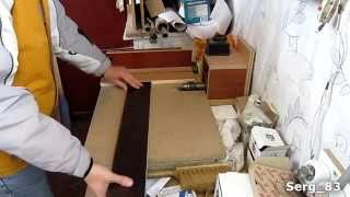 Сборка корпусной мебели своими руками это просто(Небольшой фрагмент моей работы при очередной сборке корпусной мебели из ДСП. К сожалению не было возможнос..., 2015-03-29T15:42:31.000Z)